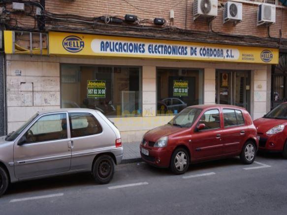 Local en alquiler en Cordoba - Inmobiliaria Joaquín