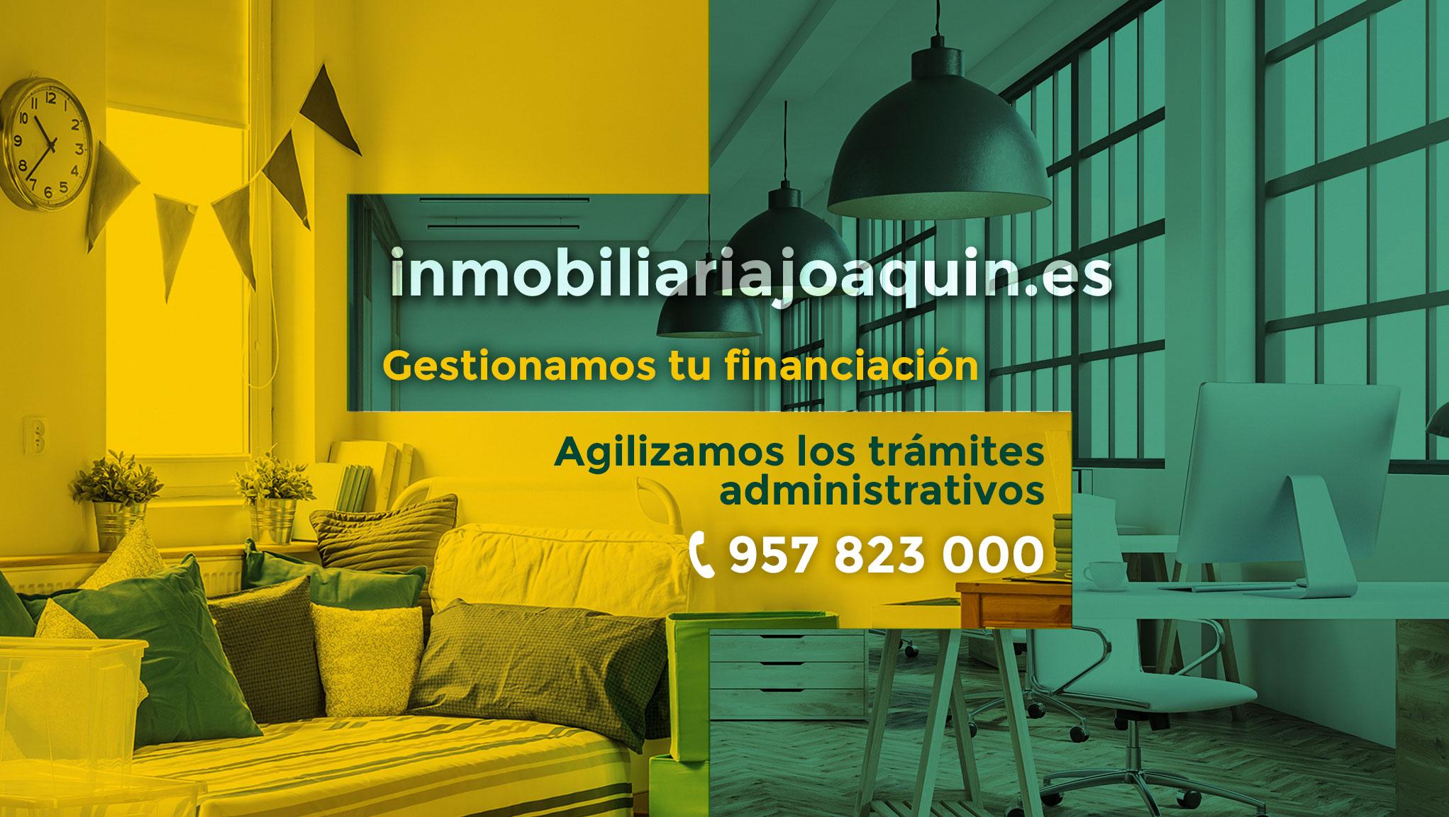 Disfrutas de todas las Novedades - Inmobiliaria Joaquín