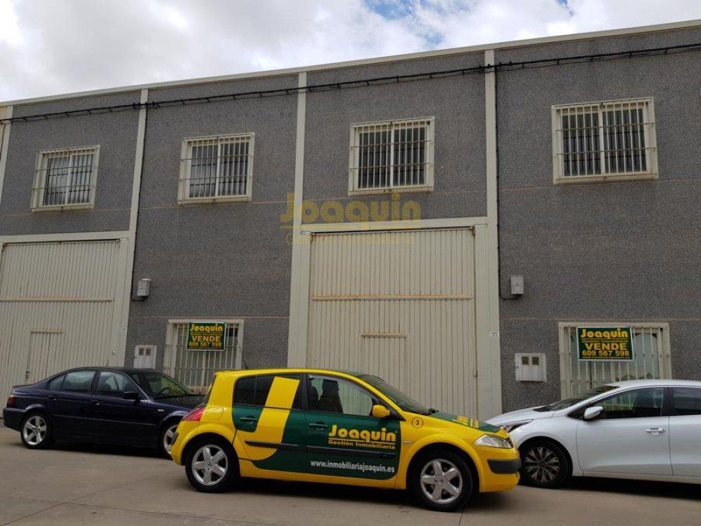 Nave Industrial  Polígono Las Quemadas Córdoba | Inmobiliaria Joaquín
