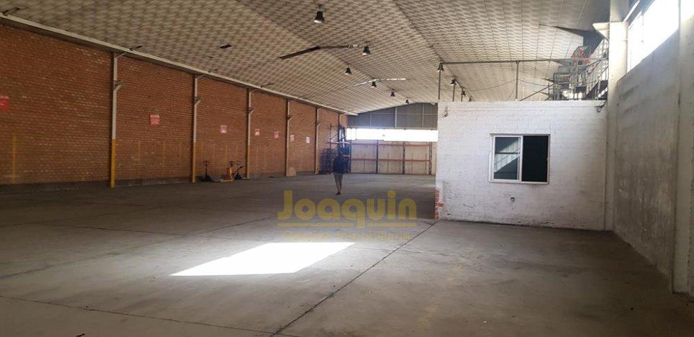 Nave Industrial  Polígono Las Quemadas Córdoba   Inmobiliaria Joaquín
