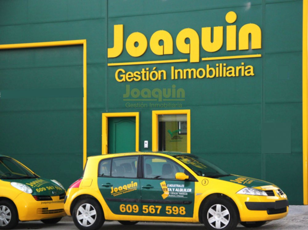 Nave Industrial  Polígono Amargacena Córdoba | Inmobiliaria Joaquín