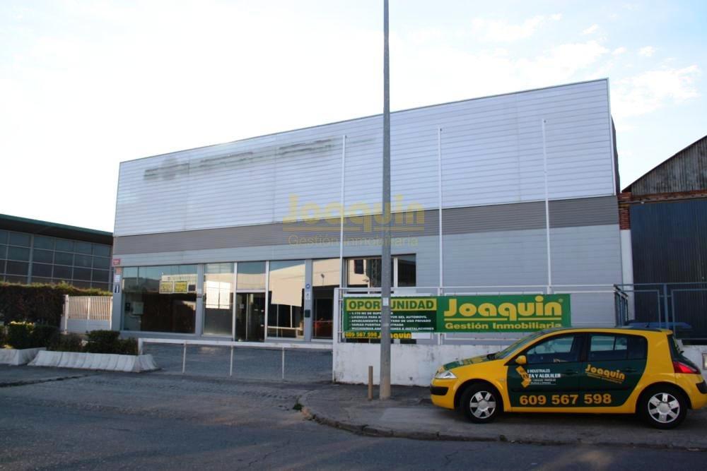 Nave Industrial  Polígono industrial de la Torrecilla Córdoba | Inmobiliaria Joaquín