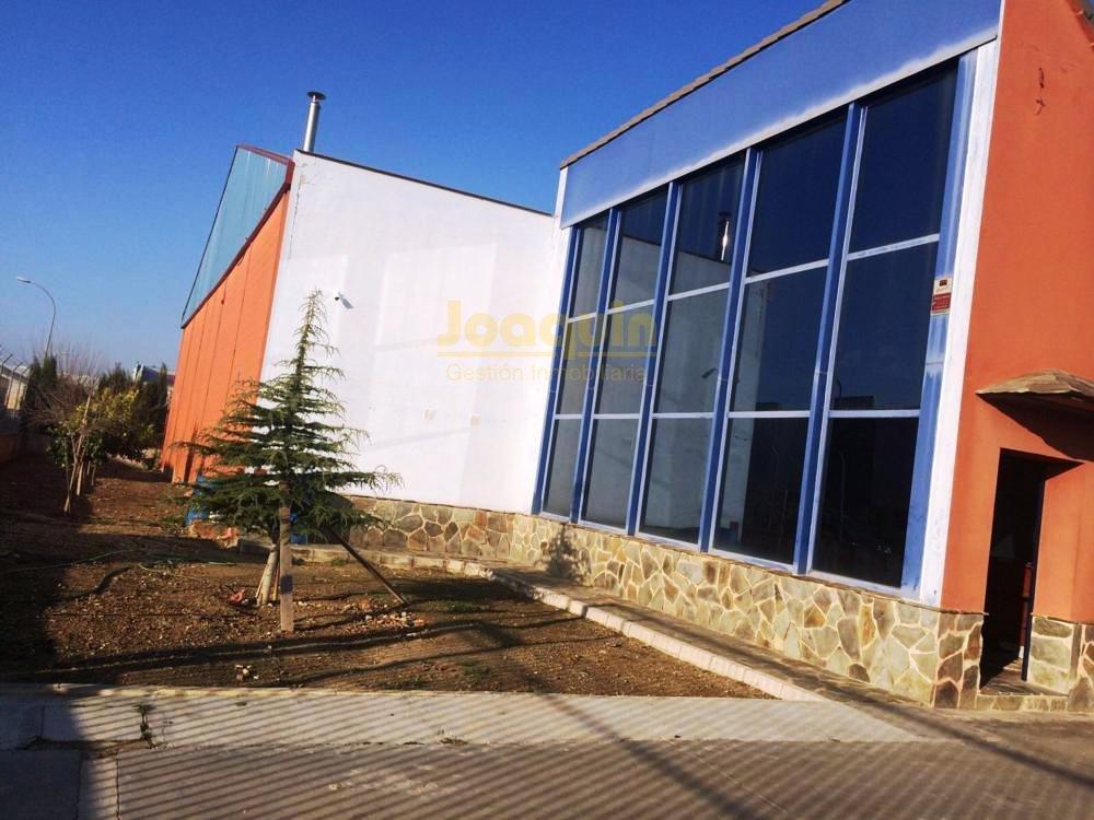 Nave Industrial  Villafranca de Córdoba Córdoba | Inmobiliaria Joaquín
